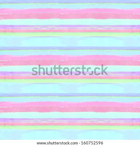 stripped color paper