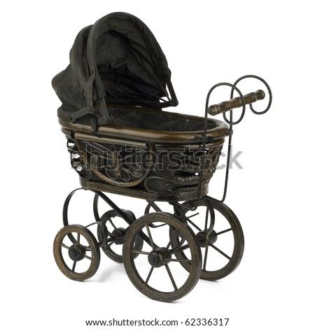 Stroller - stock photo