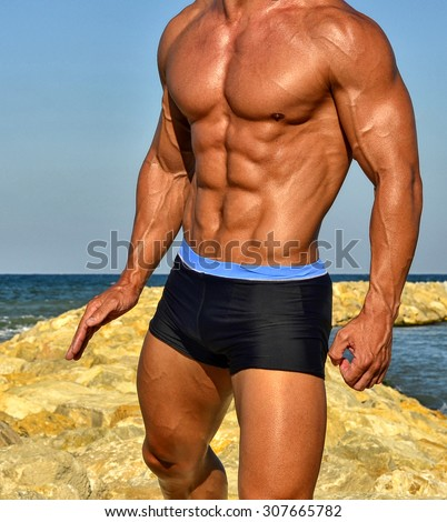 Six Pack Abs Stock Images, Royalty-Free Images & Vectors ...
