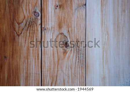 Structure of a wooden board for a background - stock photo