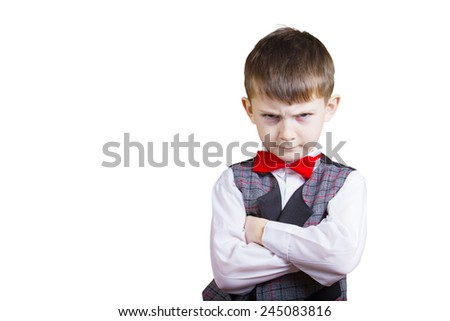 Angry Kid Stock Photos, Images, & Pictures | Shutterstock
