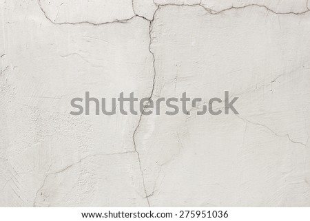 Stucco wall surface - stock photo