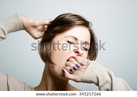 Yawn Stock Photos, Images, & Pictures | Shutterstock