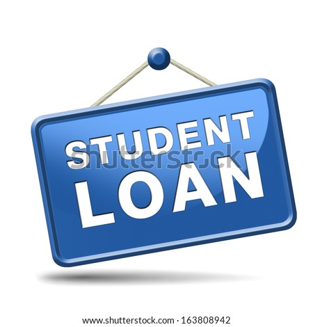 student loan credit application study funding college or university scholarship