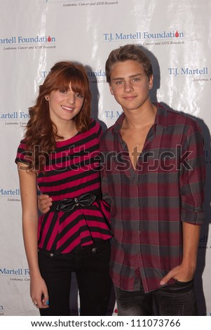 Bella Thorne And Garrett Backstrom Bella Thorne  L   amp Garrett