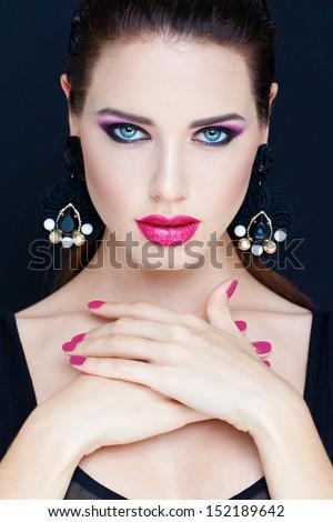 Stunning beauty - stock photo
