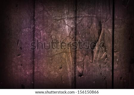 Stylish Damged old Wood Grunge Background. - stock photo