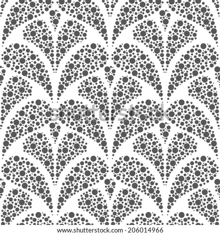 Stylish texture with a repeating pattern.A seamless  background.