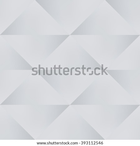 Subtle Gray and White Triangle Pattern Background