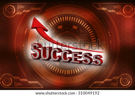 success arrow