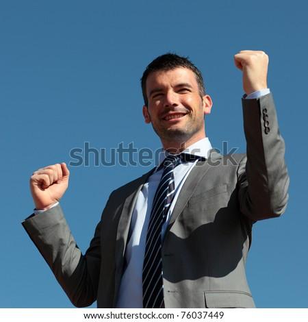 success square - stock photo