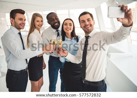 office celebration