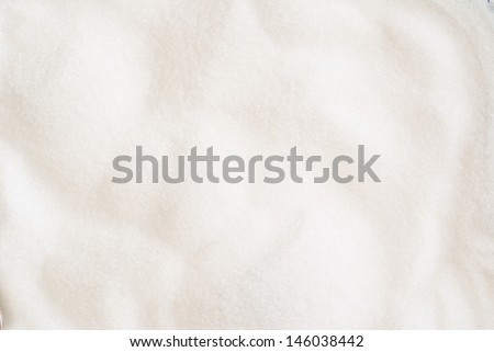 sugar background - stock photo