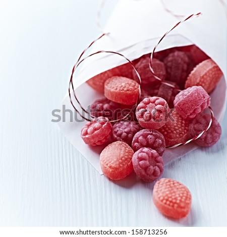 Sugar Candies - stock photo