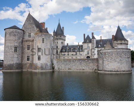 Sully sur Loire, France