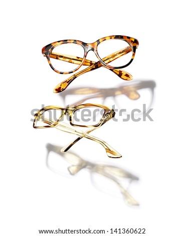 Summer eye glasses - stock photo