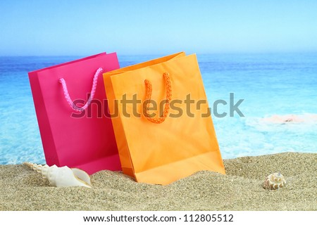 Summer sale - stock photo