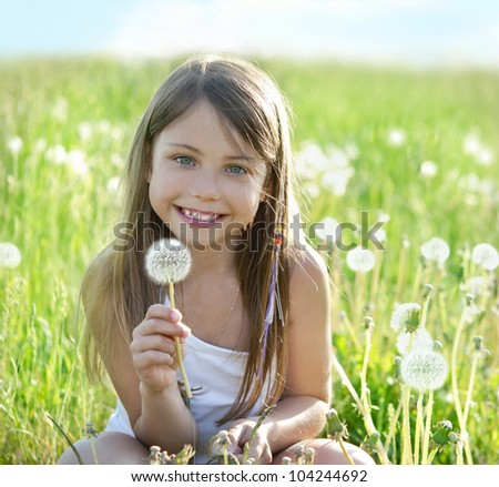 Summer wishes - stock photo
