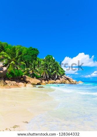 Summertime Dream Tranquility - stock photo