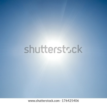 Sun. - stock photo