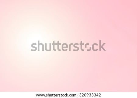sun background with a pastel colored gradient.  - stock photo