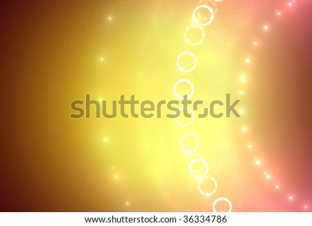 sun lights, Design background with creative colors and beauty effects.
