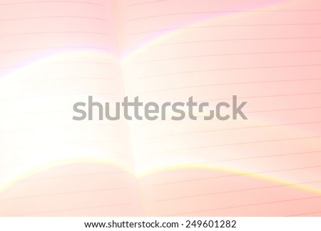 sun ray on an abstract background - stock photo