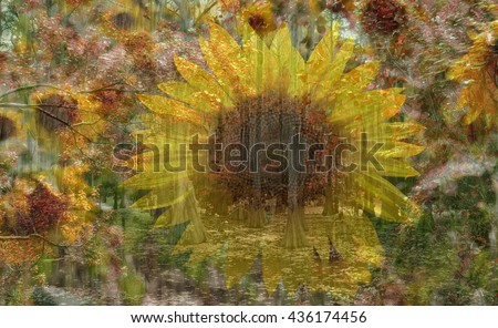 SUNFLOWER BAYOU ABSTRACT II