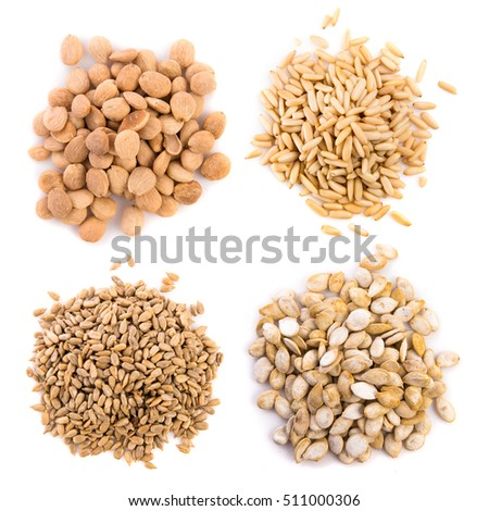 Sunflower seed and other dried fruits