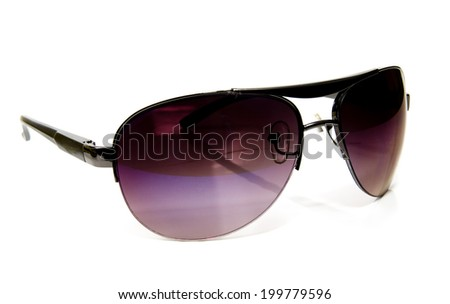 Sunglasses. Photo for microstock - stock photo