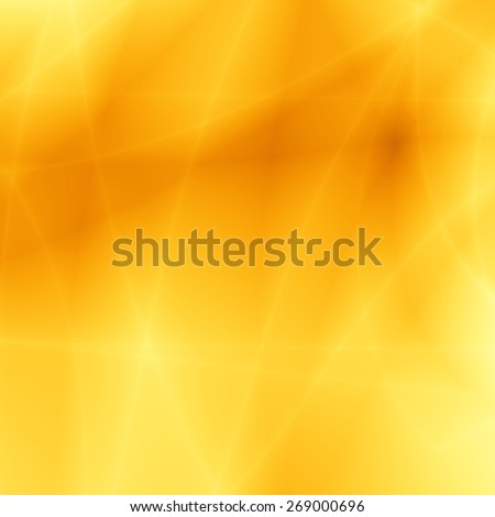 Sunny abstract yellow website pattern background - stock photo