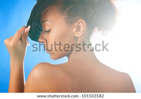 Mulatto Beauty Nude 37