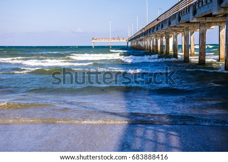 Port aransas stock images royalty free images vectors Long beach fishing spots