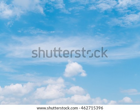 Sunny sky abstract background, beautiful cloudscape, on the heaven.