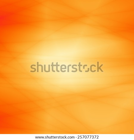 Sunset abstract orange summer pattern background - stock photo