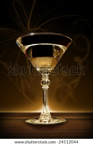 Superior Martini - stock photo