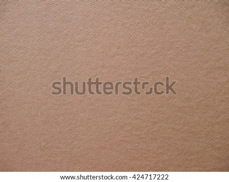 Surface brown paper