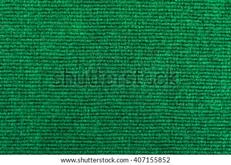 Surface green microfiber plastic carpet mat texture. carpet background with pattern for design. great for your design and texture background