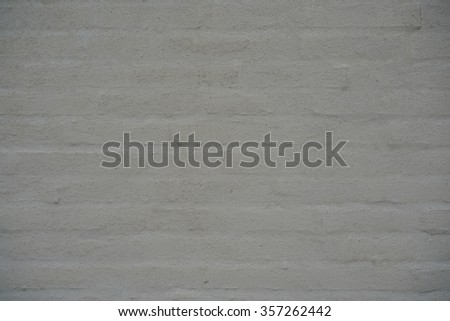 surface of a gray house wall - stock photo