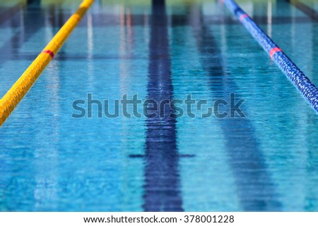 surface of an outdoor olympic swimming pool - Olympic Swimming Pool Background
