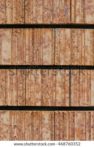 Surface of brick wall pattern background
