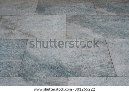 Surface of the stone tile texture.