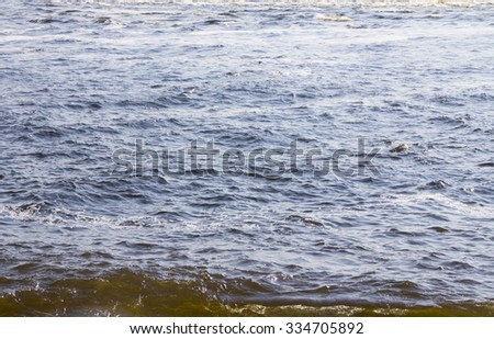 surface whitewater
