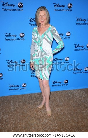 Susan Sullivan at the Disney/ABC Summer 2013 TCA Press Tour, Beverly Hilton, Beverly Hills, CA 08-04-13