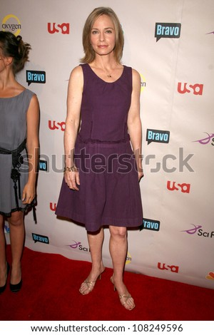 Susanna Thompson  at the NBC Universal 2008 Press Tour All Star Party. Beverly Hilton Hotel, Beverly Hills, CA. 07-20-08