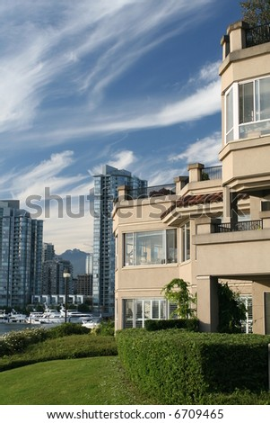 Sustainable Living - stock photo
