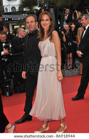 Svetlana Metkina  at the 64th Festival de Cannes awards gala. May 22, 2011  Cannes, France Picture: Paul Smith / Featureflash