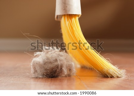 Sweeping - stock photo