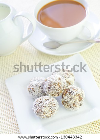 sweet balls - stock photo