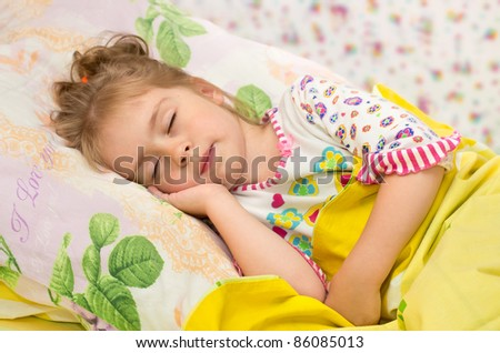 Sweet Dream. - stock photo